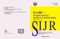 SAARC-ENGLISH- VOL. 3 NUM.2  JUL-DEC 2015
